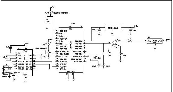 interfacing lm35 to pic microcontroller
