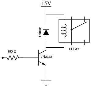 Need help on energizing a 6v relay using pic16f84a re need help on energizing a 6v relay using pic16f84a ccuart Images