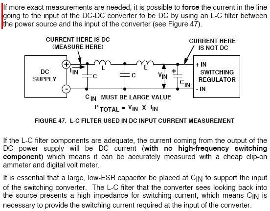 The Sizing Of L C Filter Design
