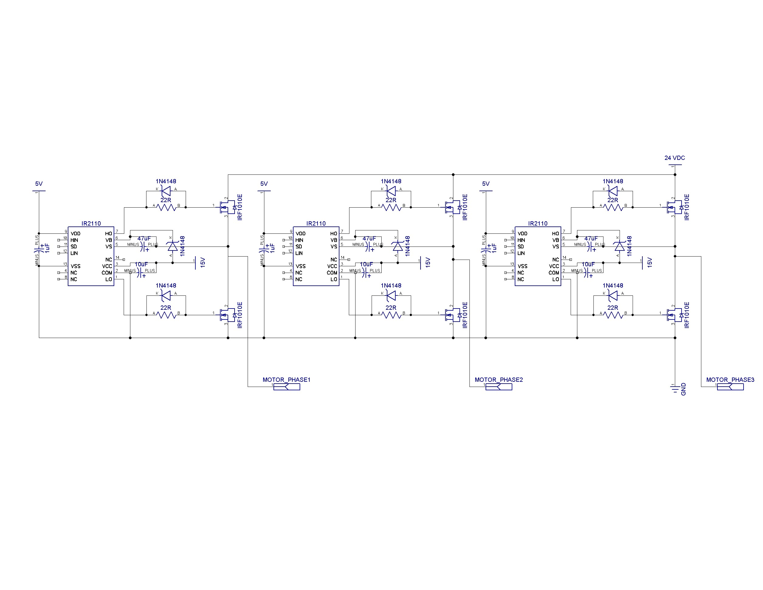 help current sensing circuit for bldc motor driver