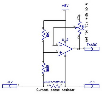Current sense amplifier