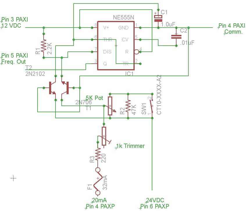 Exhaust O2 Sensor Simulator Schematic on o2 wiring diagram