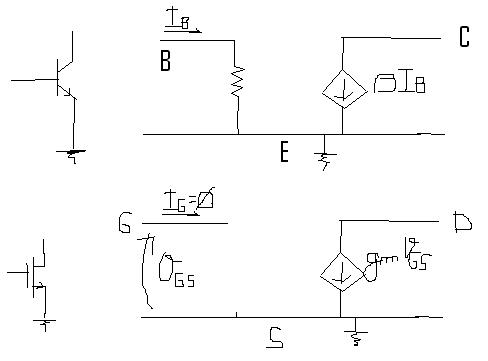 AND MOSFET BETWEEN DIFFERENCE JFET PDF