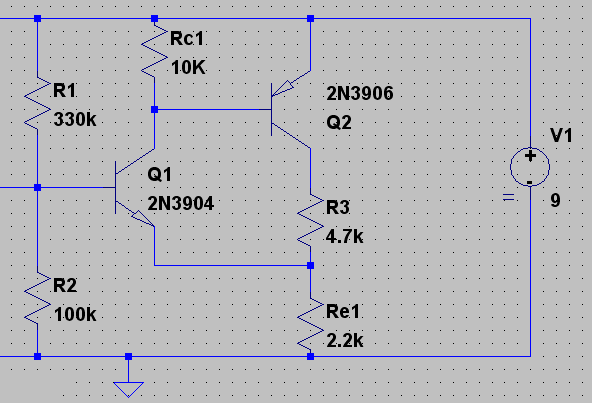 two stage bjt amplifier analysis essay