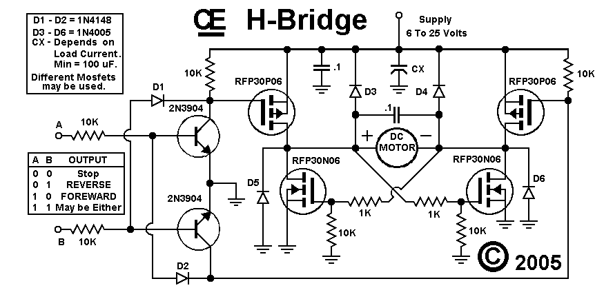 Solved Please Check My N Channel Mosfets H Bridge