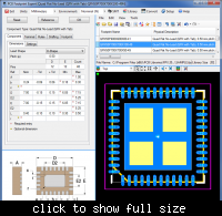 PCB Footprint Expert: freeware for PCB library automation
