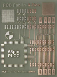 PCB manufactures capable of 2 mil trace width/clearance