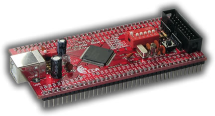 ADC Of LPC1768 cortex-m3 interface with CNY70