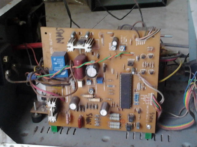 tahmid's blog single microcontroller based 12v to 230v inverter ups basic circuit *all voltages mentioned, eg 13 2v, 13 5v, 10 8v, overload voltage, etc are all adjustable and set with variable resistors
