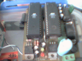 HiI Had Alredy Made That Circuit And Test With EZDL4 Programmer Sofware Using This Above Can Recognize UC 40 Pin 89c51 89c5289c55