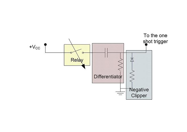 help with one shot circuit rh edaboard com One Shot Trigger Circuit Test Cable One Shot Circuit Diagram