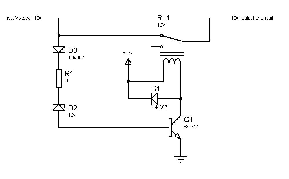 SOLVED] Diagram of an active crowbar circuit for overvoltage ...